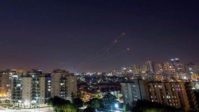 Photo de Des frappes israéliens sur des sites palestiniens à Gaza