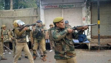Photo de 5 tuées pendant les manifestions contre la loi sur la citoyenneté en Inde