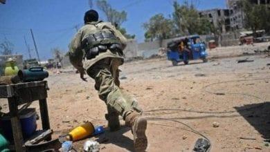 miliciens islamistes shebab