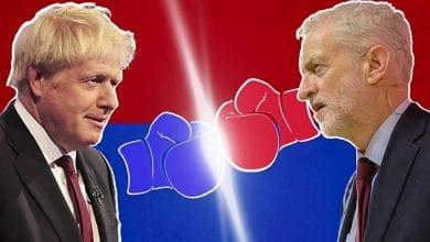 صورة مراكز الإقتراع البريطانية تفتح أبوابها أمام 30 مليون ناخب لاختيار برلمان جديد