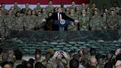 Photo de Washington annonce son intention de retirer 4.000 soldats d'Afghanistan