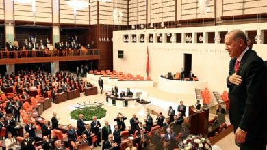 صورة البرلمان التركي يوافق على إرسال قوات عسكرية إلى ليبيا