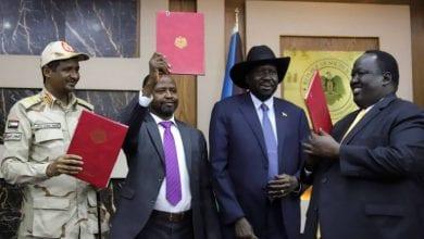 صورة أين وصلت مفاوضات السلام في السودان؟