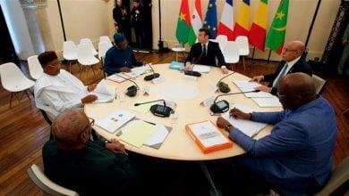 صورة فرنسا ودول مجموعة الساحل تتفق على تعزيز التعاون العسكري لمكافحة الإرهاب