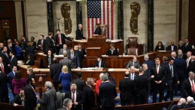 صورة بيلوسي: الكونغرس سيصوت مشروع قرار يمنع ترامب من خوض حرب ضد إيران