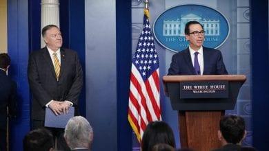 صورة واشنطن تفرض عقوبات جديدة على شخصيات وشركات إيرانية