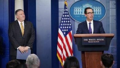 Photo de Washington impose des sanctions aux personnalités et entreprises iraniennes
