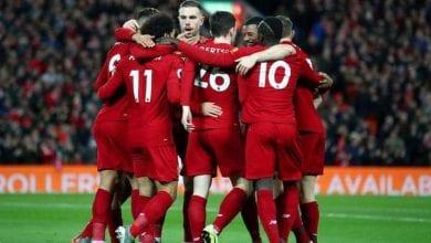 صورة ليفربول يضيف إنجازين قياسيين إلى موسمه