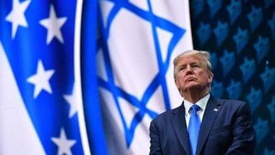 صورة ترامب سيكشف عن خطة سلام الشرق الأوسط قبل زيارة نتنياهو لواشنطن