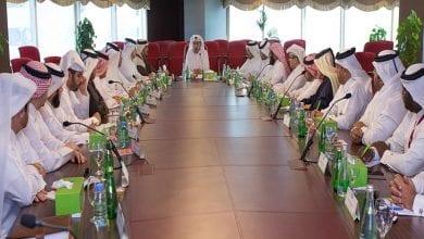 صورة أمير قطر يطيح برئيس وزرائه ووزير داخليته