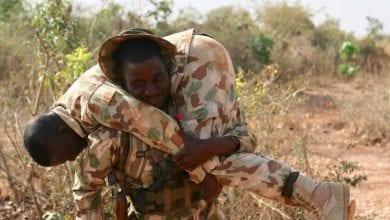 صورة مصرع 23 جندياً نيجيرياً في كمين إرهابي شمالي البلاد