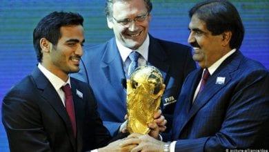 صورة القضاء الفرنسي يحقق في قضية فساد منحت قطر فرصة تنظيم كأس العالم 2020