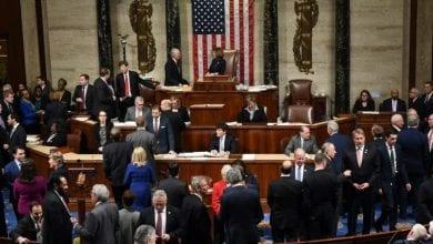 Photo de L a Chambre des représentants a adopté une résolution pour limiter le pouvoir de Donald Trump