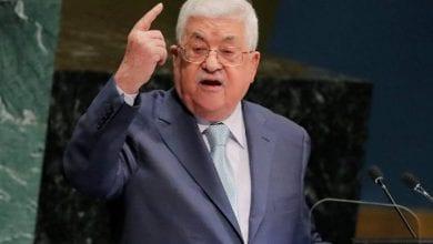 "Photo of President Mahmoud Abbas and Hamas slams Trump plan as Israeli 'conspiracy'; Hamas confirms "" The plan will fail """