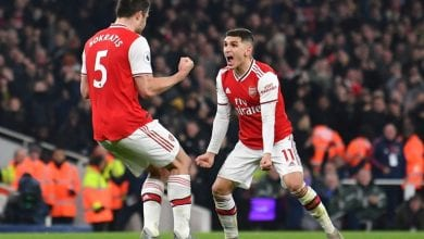 Photo of Arsenal blow away Man Utd to hand Arteta first win