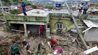 Photo de Brésil: Une violente tempête a fait au moins 30 morts