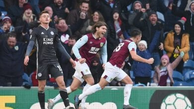 Photo of Burnley on the up as Westwood's late strike stuns Leicester