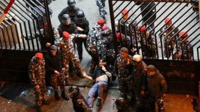Photo de Liban: affrontements entre policiers et manifestants