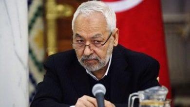 Photo de une pétition pour retirer la confiance à Rached Ghannouchi