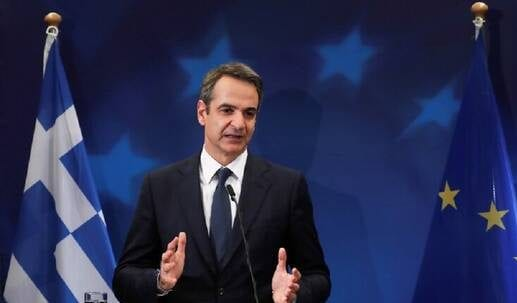 Photo of Greek PM Kyriakos Mitsotakis said no EU deal on Libya unless Turkey accord scrapped