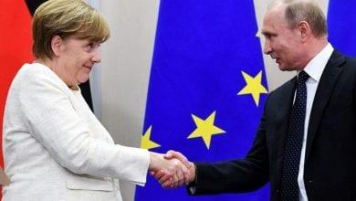 Photo of Merkel est à Moscou pour des entretiens avec Poutine sur la Libye et Iran