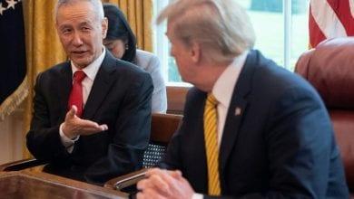 Photo de Accord commercial entre la Chine et l'Amérique la semaine prochaine