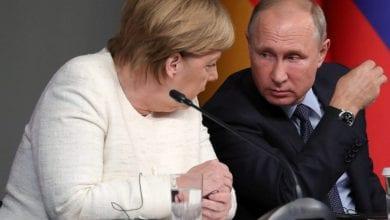 Photo de Un appel russo-allemand pour mettre fin au conflit en Libye