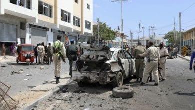 Photo de Les islamistes Shebab effectuent un attentat à la voiture piégée à Mogadiscio