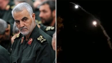 Photo of Iran attacks Iraqi bases housing US troops for Soleimani's death