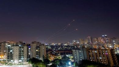 Photo of Israel army says 'wide-scale' airstrikes launched at Gaza Strip