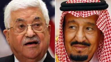 Photo of King Salman calls President Abbas, affirms 'steadfast' support for Palestinian rights