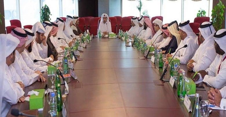 L'émir du Qatar