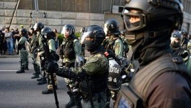 Photo de La Chine a declaré le remplacement de son représentant à Hong Kong