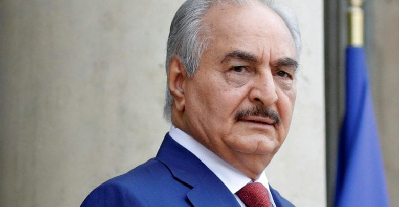 Photo of Libya strongman Haftar in Greece for talks ahead of Berlin peace conference