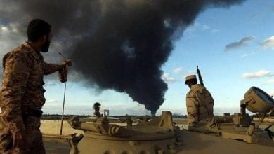 Photo of Libya's eastern-based army announces cease-fire in western Libya