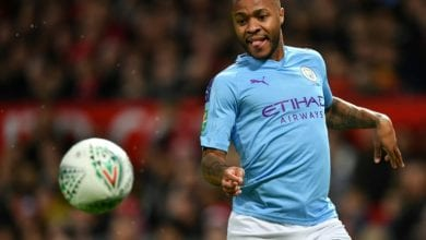Photo of Man City fan given five-year ban over Sterling racist abuse
