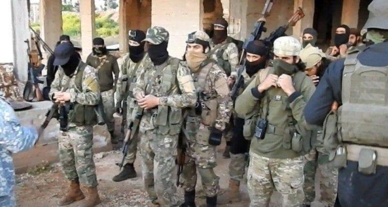 Mercenaires syriens