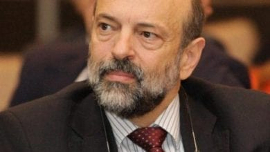 Photo of Prime Minister Omar Razzaz reaffirms Jordan's resolute stance on two-state solution