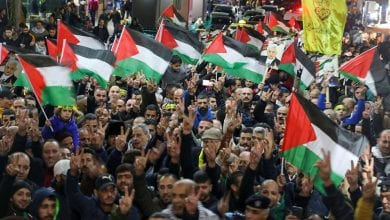 Photo of Protests turn violent  in West Bank and Gaza  after Trump's peace plan, president Mahmud Abbas said this plan will end up in the dustbin of history.