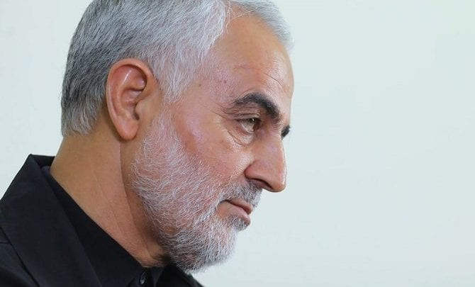 Photo of Qassem Soleimani's death is a severe blow to Iran's leadership