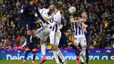 Photo of Real Madrid go top with gritty win over Valladolid