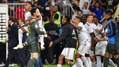 Photo of Real Madrid beat Atletico in shootout to win Super Cup in Saudi Arabia
