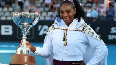 Photo of Serena ends three-year title drought, gives winnings to bushfire appeal