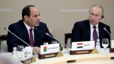 Photo of Sisi, Putin urge reaching political settlement to Libyan crisis