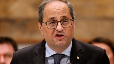 Photo of Spain's Electoral Board Orders Catalan Leader Stripped of Lawmaker Role