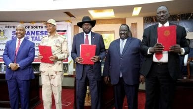 Photo of Sudan signs preliminary political, security deal with rebel group