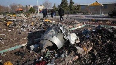 Photo of Tehran plane crash was a crime against humanity