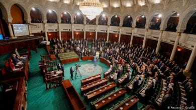 Photo of Tunisian parliament rejects proposed government