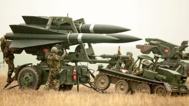 "Photo of Turkish ""Hawk"" deployed in Tripoli"