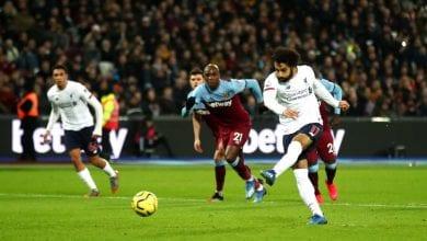 Photo de Premier League: Liverpool bat West Ham (2-0)